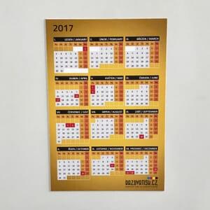 Magnetický kalendář