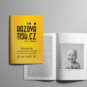 Brožura A4
