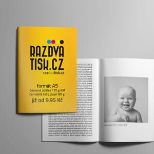 Brožura A5